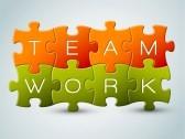 13308921-vector-ilustraci-n-de-rompecabezas-el-trabajo-en-equipo--naranja-y-verde